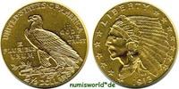 2 1/2 Dollars 1913 USA USA - 2 1/2 Dollars...