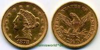2 ½ Dollars 1878 USA USA - 2 ½ Dollars - 1...