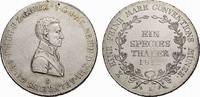 Taler 1812 Reuss, ältere Linie zu Obergreiz Heinrich XIII. 1800-1817 Wi... 1275,00 EUR kostenloser Versand