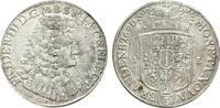 2/3 Taler 1690 IE Magdeburg Brandenburg-Preußen Friedrich III. 1688-170... 245,00 EUR  +  5,00 EUR shipping