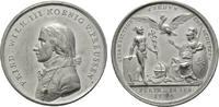 Zinnmedaille 1799 von Jo Brandenburg-Preuß...