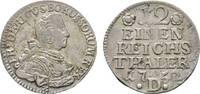 1/12 Taler 1752 D, Aurich Brandenburg-Preußen Friedrich II. 1740-1786 K... 265,00 EUR free shipping