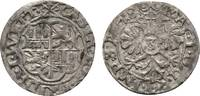 3 Kreuzer 1618 Friedberg, Reichsburg Conrad Löw zu Steinfurt 1617-1632 ... 265,00 EUR kostenloser Versand