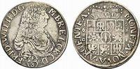 1/3 Taler 1668 GF Krossen Brandenburg-Preußen Friedrich Wilhelm 1640-16... 178,00 EUR  +  5,00 EUR shipping