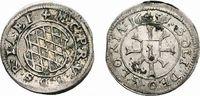 Kreuzer 1653 Bayern Maximilian I., als Kurfürst 1623-1651 Äußerst selte... 118,00 EUR  +  5,00 EUR shipping