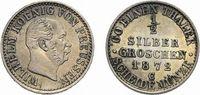 1/2 Silbergroschen 1872 C Brandenburg-Preußen Wilhelm I. 1861-1888 Vorz... 49,00 EUR  +  5,00 EUR shipping