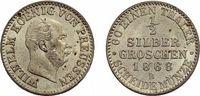 1/2 Silbergroschen 1868 B Brandenburg-Preußen Wilhelm I. 1861-1888 Selt... 49,00 EUR  +  5,00 EUR shipping