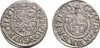 Dreipölker 1624 Königsberg Brandenburg-Preußen Georg Wilhelm 1619-1640 ... 32,00 EUR  +  5,00 EUR shipping