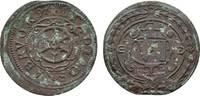 Cu 6 Pfennig 1597 Osnabrück, Stadt  Grünsp...