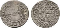1/16 Taler 1651 Schles Schleswig-Holstein-...