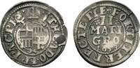 2 Mariengroschen 1653 Neuhau Paderborn, Bi...