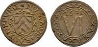 Cu 6 Pfennig 1621 Bielef Brandenburg-Preuß...