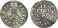 2 Mariengroschen 1653 Bielef Brandenburg-P...