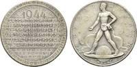 Medaille 1944 von F. Kalender- und Neujahr...