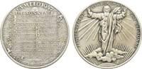 Medaille 1947 von Ho Kalender- und Neujahr...
