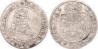 1/3 Taler 1667  IL Brandenburg-Preußen Fri...