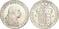 Piastra zu 120 Grani 1786 Italien-Neapel u...