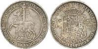 1/3 Taler 1738 Stolberg-Stolberg Jost Chri...
