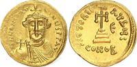 Gold 641-668 n. Chr.  Constans II. 641-668. Vorzüglich  480,00 EUR free shipping