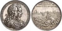 Silbermedaille 1691 Großbritannien William und Mary 1688-1694. Schöne P... 2400,00 EUR free shipping