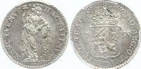 1/4 Gulden 1758 Niederlande-Utrecht, Provinz  Fast Stempelglanz  140,00 EUR  +  6,00 EUR shipping