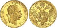 Dukat Gold 1889 Haus Habsburg Franz Joseph I. 1848-1916. Minimale Kratz... 320,00 EUR free shipping