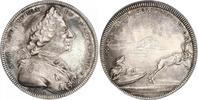 Silbermedaille 1715-1774 Frankreich Ludwig XV. 1715-1774. Schöne Patina... 270,00 EUR free shipping