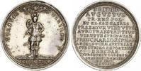 Silbermedaille 1719 Sachsen-Albertinische Linie Friedrich August I. 169... 710,00 EUR free shipping