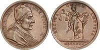 Bronzemedaille 1730 Italien-Vatikan Clemen...