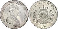 Taler 1809 Bayern Maximilian I. Joseph 1806-1825. Feine Patina. Vorzügl... 710,00 EUR free shipping