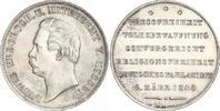 Gedenkgulden 1848 Hessen-Darmstadt Ludwig ...