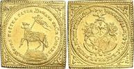 Lammdukatenklippe Gold 1700 Nürnberg-Stadt...