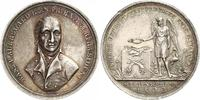 Silbermedaille 1802 Brandenburg-Preußen Fr...