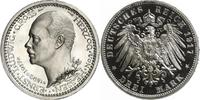 3 Mark 1917 Hessen Ernst Ludwig 1892-1918....