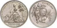 Silbermedaille 1844 Ungarn-Klausenburg, St...