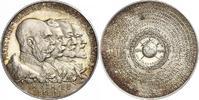 Silbermedaille 1916 Erster Weltkrieg  Schö...