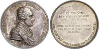Silbermedaille 1815 Sachsen-Albertinische ...