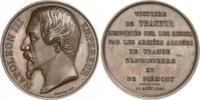 Bronzemedaille 1855 Russland Nikolaus I. 1825-1855. Vorzüglich - Stempe... 130,00 EUR  +  6,00 EUR shipping
