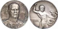 Silbermedaille 1914 Erster Weltkrieg Ludendorff, Erich *1865 Kruszewnia... 100,00 EUR  +  6,00 EUR shipping