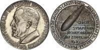 Silbermedaille 1930 Luftfahrt  Schöne Patina. Vorzüglich - Stempelglanz  160,00 EUR  +  6,00 EUR shipping