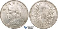 Dollar (Yuan) 1920 China Republic Fat Man vz