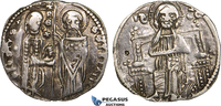 AR Grosch 1282-1321 Serbia Stefan Uros II ...