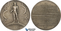 Silver Medal 1942 Austria Vienna, Calendar...