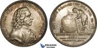 Silver Medal 1801 Sweden Anders Celsius, A...