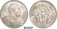 Baht 1917 Thailand Rama VI unz  129,00 EUR  +  15,00 EUR shipping