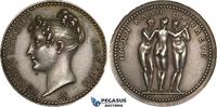 Silver Medal 1808 France Pauline Bonaparte...