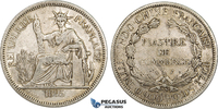 Piastre 1895 French Indo-China  ss  109,00 EUR  +  15,00 EUR shipping