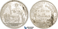 Piastre 1900 French Indo-China  vz+