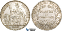 Piastre 1903 French Indo-China  vz+  129,00 EUR  +  15,00 EUR shipping