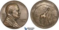 Bronze Medal 1916 Sweden Zoology vz